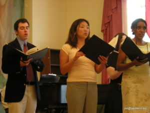 Tuft's choir - Paul Farris